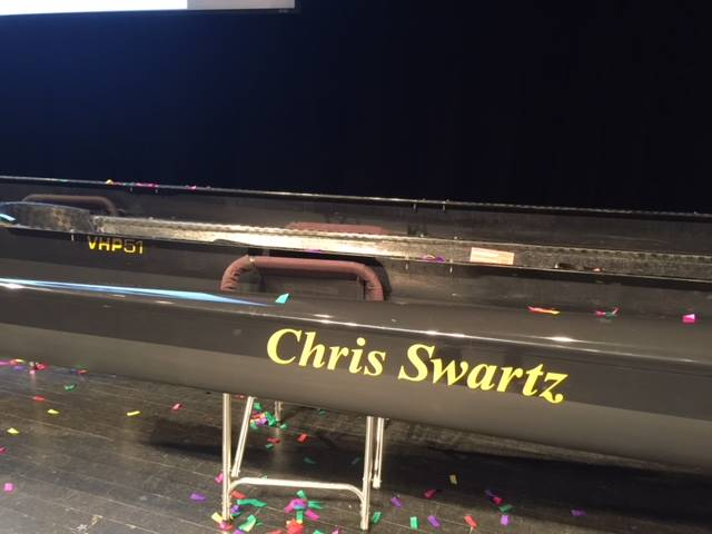 The Chris Swartz Boat